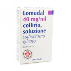 LOMUDAL 40 MG/ML COLLIRIO, SOLUZIONE