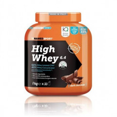 HIGH WHEY DARK CHOCOLATE 1 KG