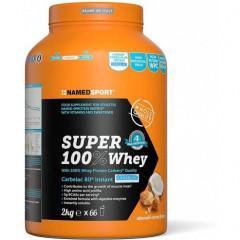 SUPER100% WHEY COCONUT/ALMOND 2 KG