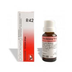 RECKEWEG R42 GOCCE 22 ML