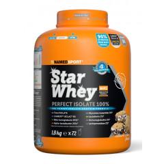 STAR WHEY ISOLATE COOKIES&CREAM 1,8 KG