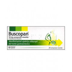 BUSCOPAN 10 MG