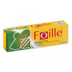 FOILLE INSETTI 0,5 G/100 G CREMA