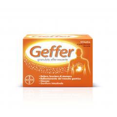 GEFFER GRANULATO EFFERVESCENTE