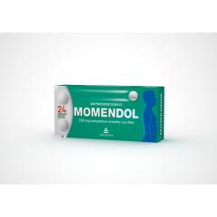 MOMENDOL 220 MG COMPRESSE RIVESTITE CON FILM