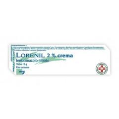 LORENIL 2% CREMA