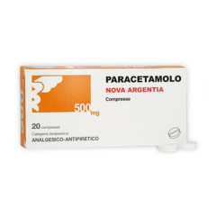 PARACETAMOLO NA 500 MG COMPRESSE