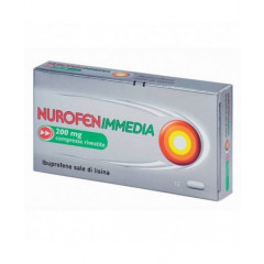 NUROFENIMMEDIA 200 MG COMPRESSE RIVESTITE