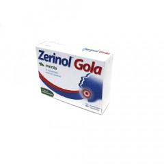 ZERINOL GOLA MENTA 20 MG PASTIGLIE