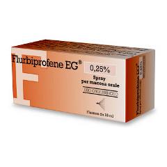 FLURBIPROFENE EPIFARMA 2,5 MG/ML