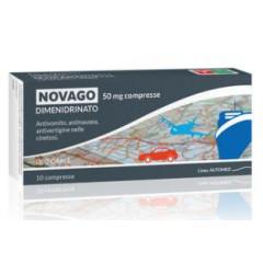 NOVAGO 50 MG COMPRESSE