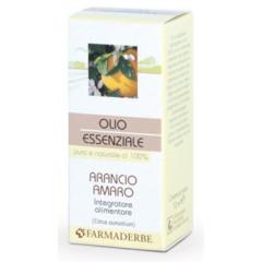 FARMADERBE OLIO ESSENZIALE ARANCIO AMARO 10 ML