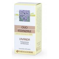 FARMADERBE LAVANDA OLIO ESSENZIALE 10 ML