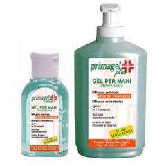 PRIMAGEL PLUS GEL DISINFETTANTE PER MANI E CUTE FLACONE LIBERTY 50 ML