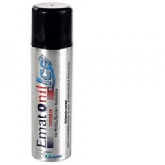 GHIACCIO SPRAY EMATOLIN ICE CAPIENZA 200ML