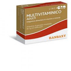 ORO RANBAXY MULTIVITAMINICO ADULTI 24 BUSTINE X 2 G