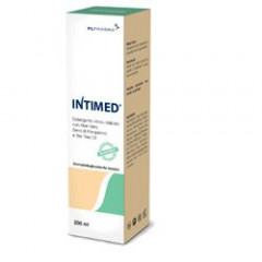 INTIMED DETERGENTE INTIMO DELICATO 200ML