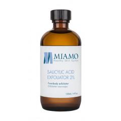 MIAMO ACNEVER SALICYLIC ACID EXFOLIATOR 2% 120 ML ESFOLIANTE VISO-CORPO
