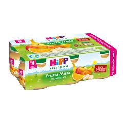 HIPP BIO OMOGENEIZZATO FRUTTA MISTA 6X80 G