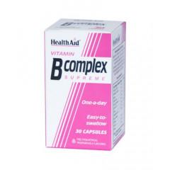 VITAMINA B COMPLEX SUPREME 30 CAPSULE