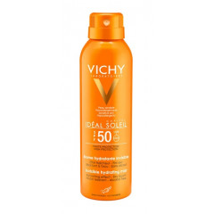 IDEAL SOLEIL SPRAY INVISIBLE SPF50 200 ML