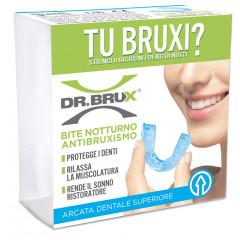 DR BRUX BITE NOTTE SUP AZZURRO
