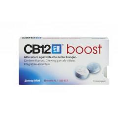 CB12 BOOST CHEWING-GUM PROMO 10 PEZZI