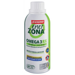 ENERZONA OMEGA 3RX 240 CAPSULE OFFERTA SPECIALE -15%