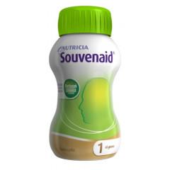 SOUVENAID CAFFE CLUSTER 4 X 125 ML
