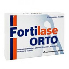 FORTILASE ORTO 20 COMPRESSE