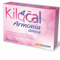 KILOCAL ARMONIA DONNA 20 COMPRESSE 25,4 G