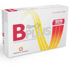 RIPRESA B PLUS ENERGIA 20 COMPRESSE RIVESTITE