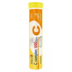 LONGLIFE C COMPLEX 1000 FIZZ LIMONE 20 COMPRESSE