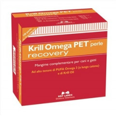 KRILL OMEGA PET RECOVERY BLISTER 120 PERLE