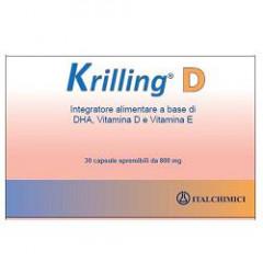 KRILLING D 30 CAPSULE