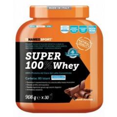 SUPER100% WHEY SMOOTH CHOCOLATE 908 G