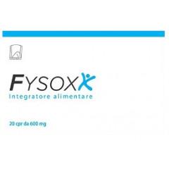 FYSOXX 20 COMPRESSE 600 MG