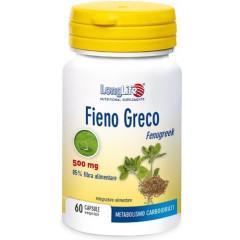 LONGLIFE FIENO GRECO 60 CAPSULE