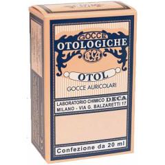 OTOL GOCCE AURICOLARI 20 ML