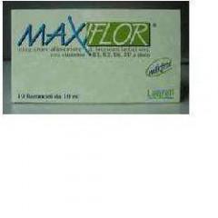 MAXIFLOR 10 FLACONCINI 10 ML
