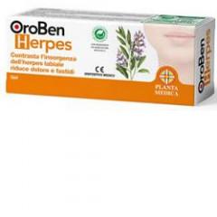 OROBEN HERPES BIOGEL 8 ML