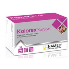 KOLOREX SOFTGEL 60 CAPSULE
