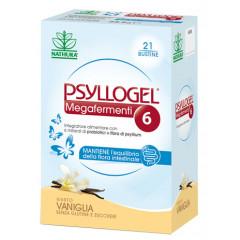 PSYLLOGEL MEGAFERMENTI 6 VANIGLIA 21 BUSTINE