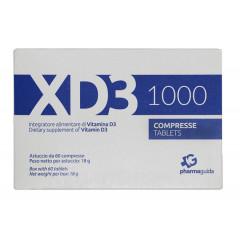 XD3 60 COMPRESSE DA 300 MG