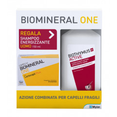 BIOMINERAL ONE LACTOCAPIL+SH U