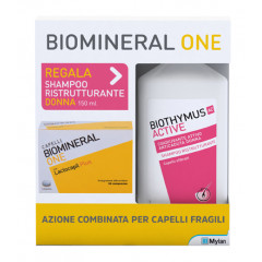 BIOMINERAL ONE LACTOCAPIL+SH D