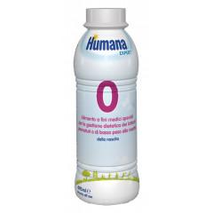 HUMANA 0 EXPERT 490 ML BOTTIGLIA