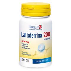 LONGLIFE LATTOFERRINA200 30 CAPSULE GASTRORESISTENTI