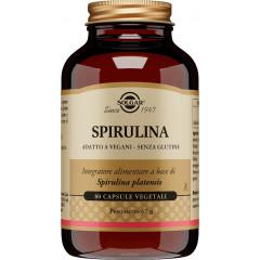 SPIRULINA 80 CAPSULE VEG