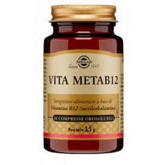 VITA METAB12 30 COMPRESSE OROSOLUBILI